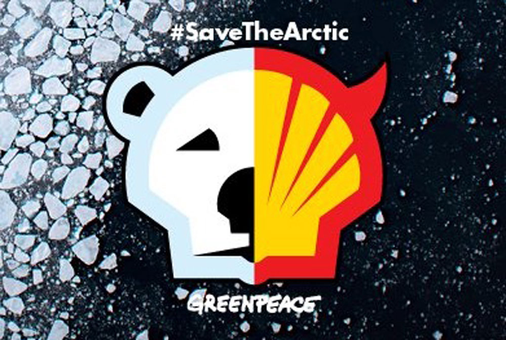 Shell vs Greenpeace